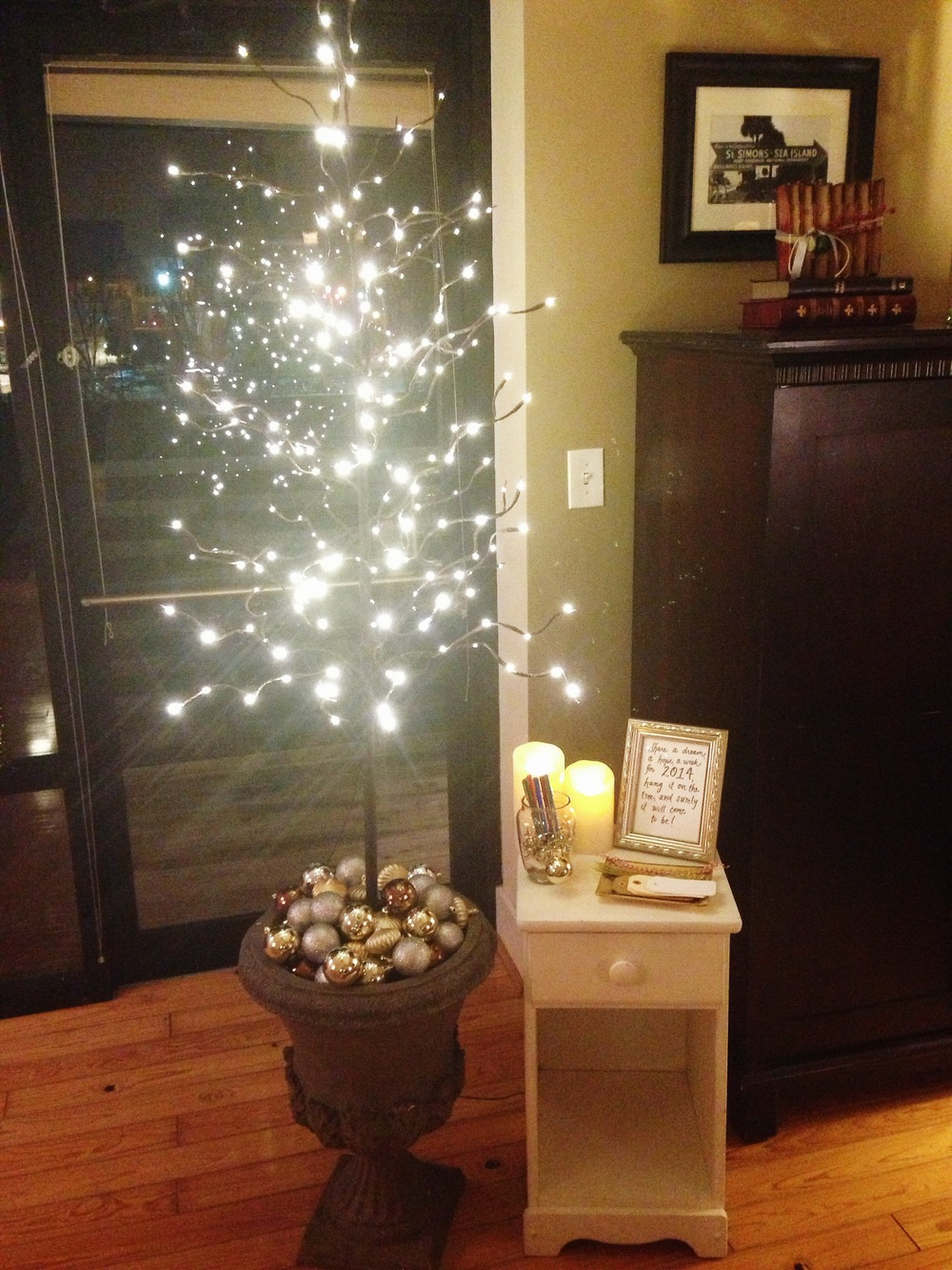 Our NYE Hope Tree