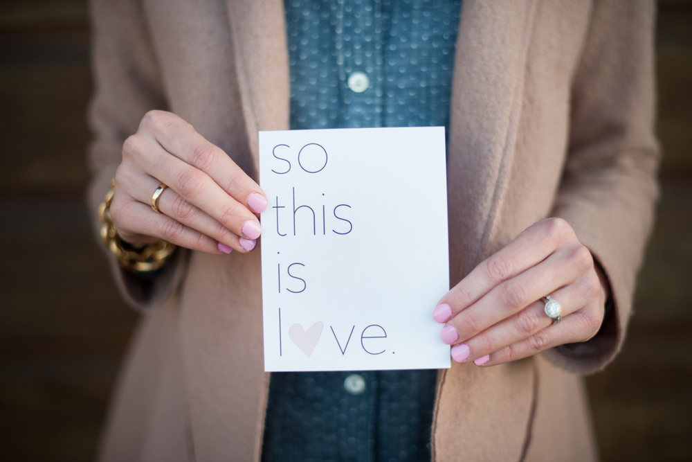 "First blog post,  ""So This Is Love""  February 14, 2014"