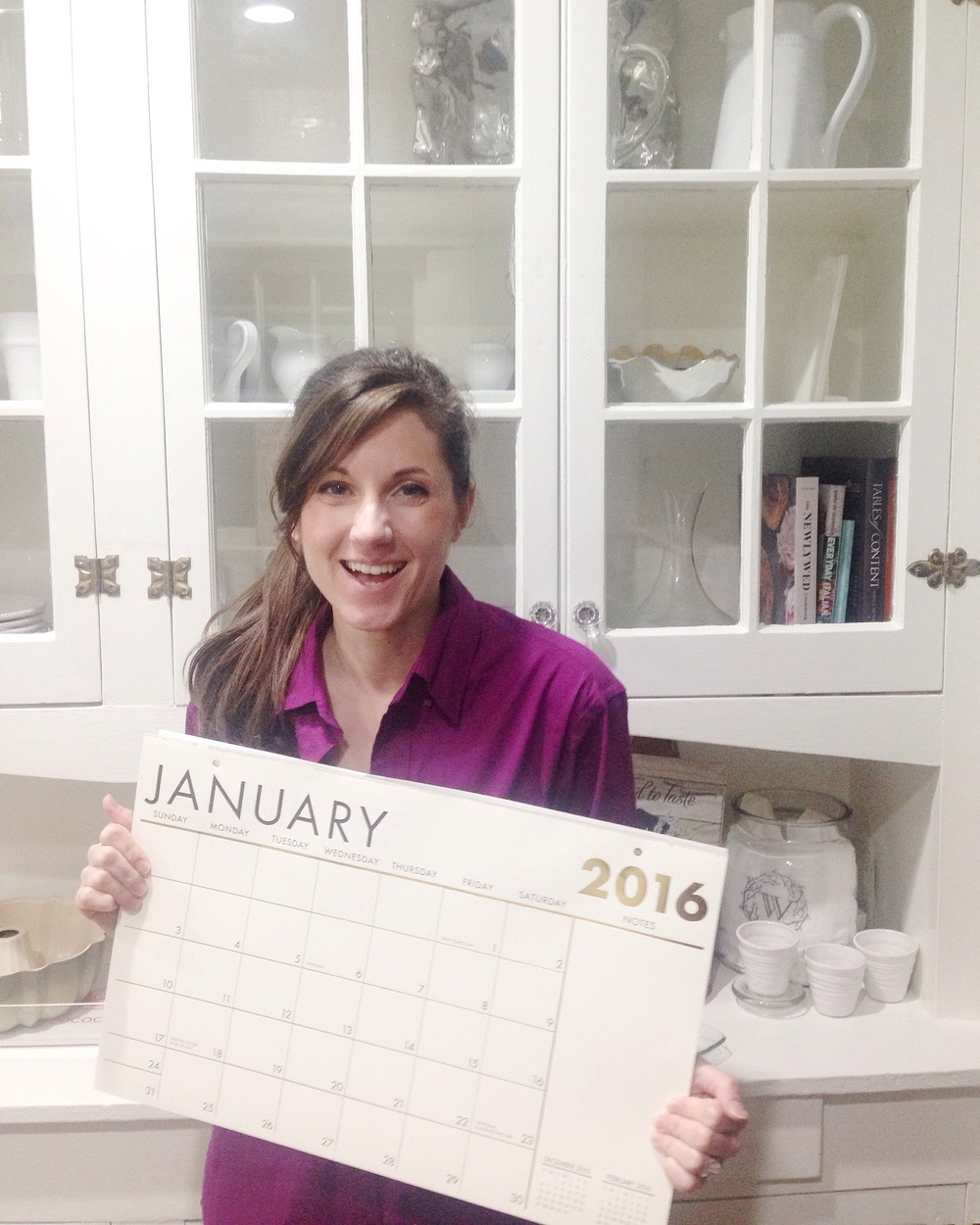 2016 calendar The LovingKind