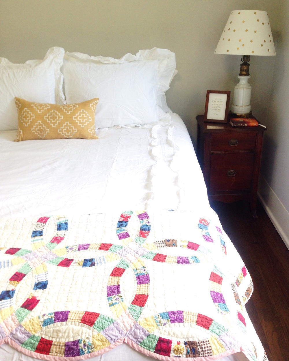 Guest Room-Family Quilt_The LovingKind