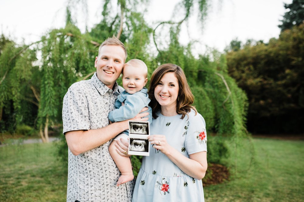 Baby W announcement