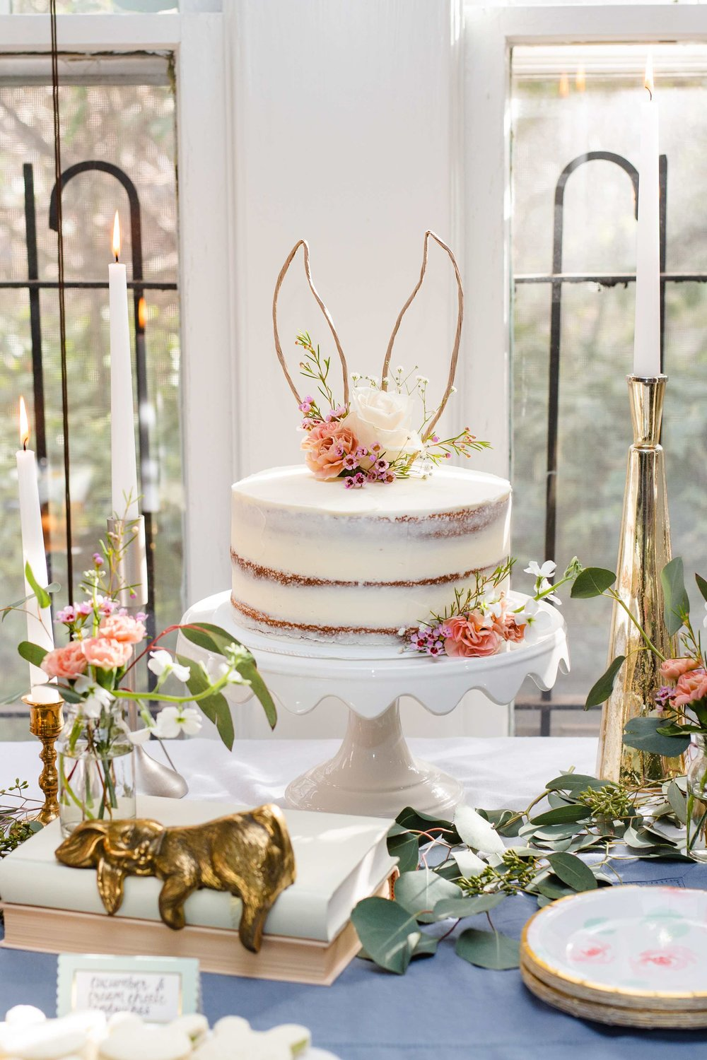 A Bunny Themed Baby Shower - mattyewoodcock.com