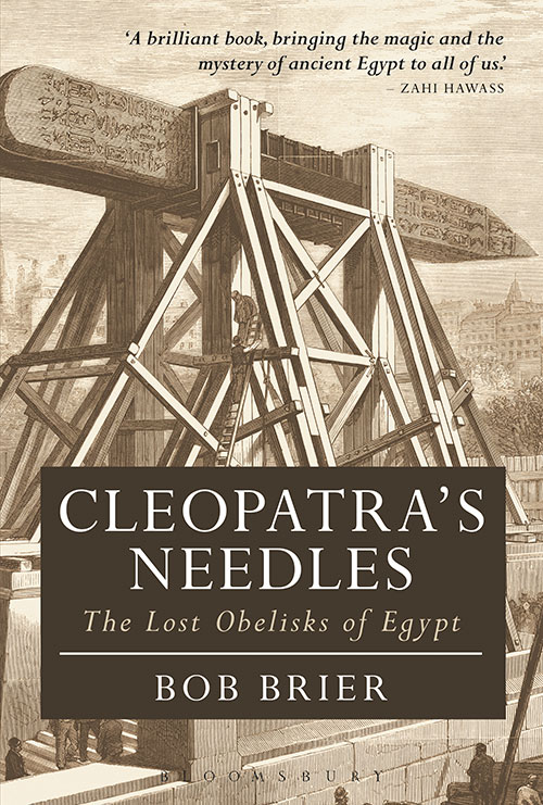 Bob Brier Cleopatras Needles book cover mini.jpg