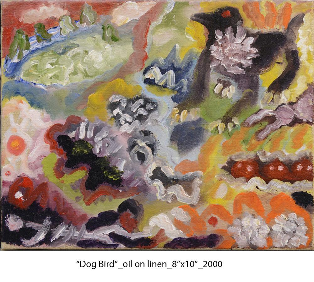 Dog Bird, 2000, oil on linen, 8%22x10%22_web.jpg
