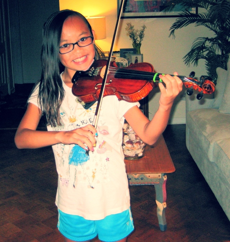 Violin Lessons in Your Home