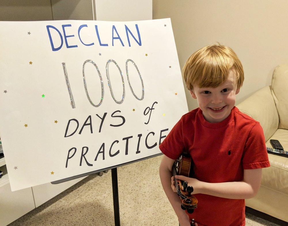 CHCA Violin Lessons