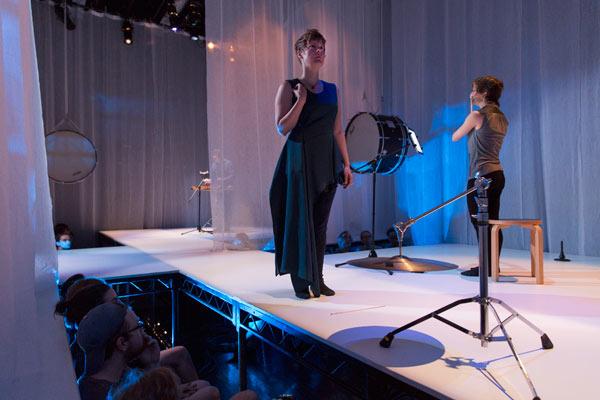 David Lang  Whisper Opera , 2013