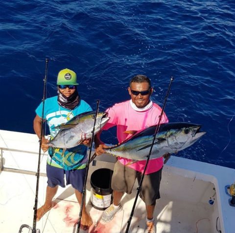 tuna fishing in quepos
