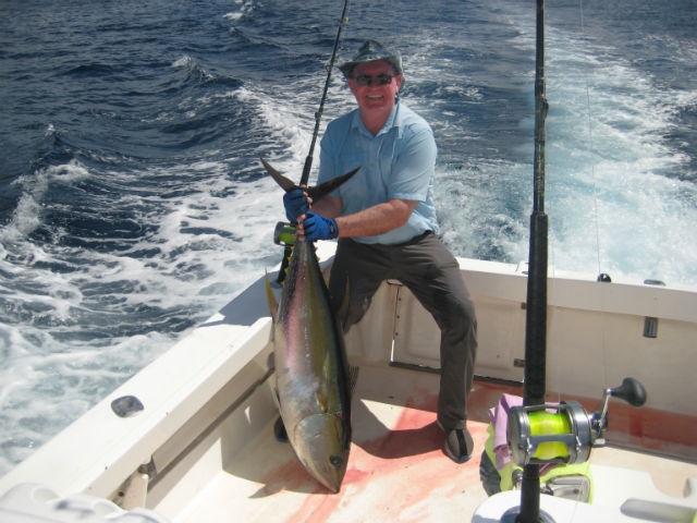 tuna fishing in quepos
