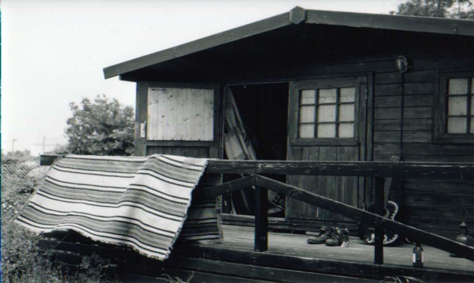 My Cabin @ Café D'art