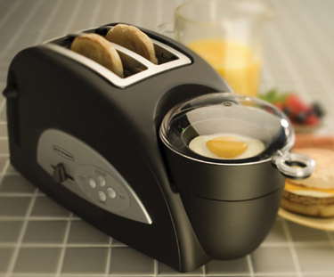 Egg Mcmuffin maker