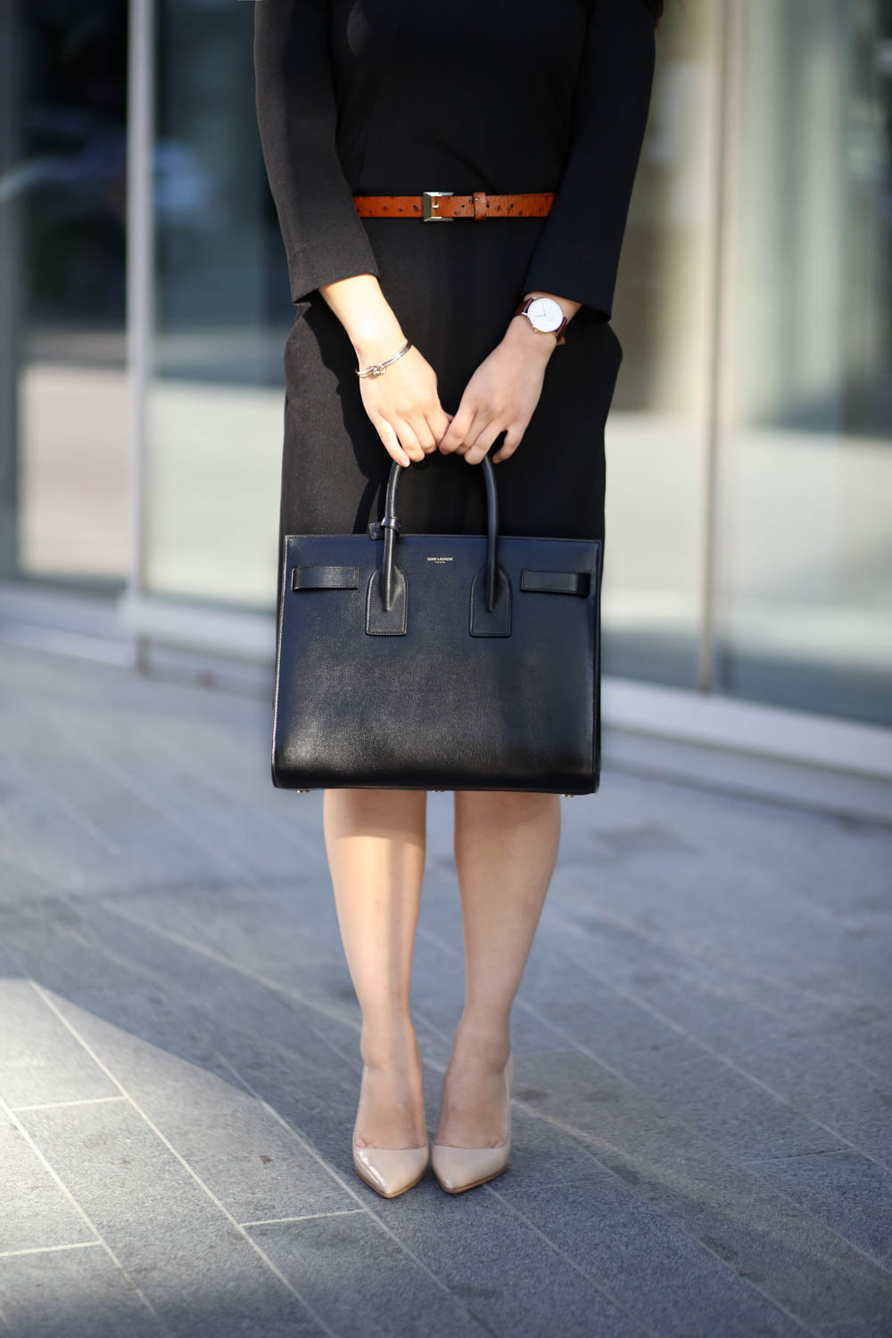 b01e2cf9e250 Saint Laurent Sac De Jour Small Sale