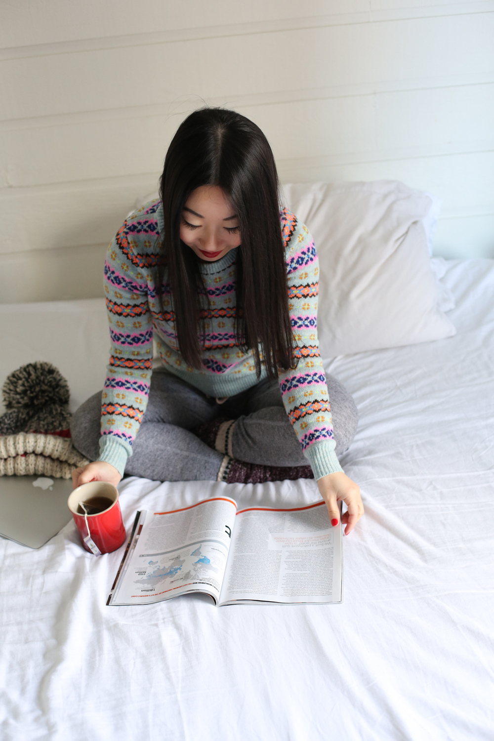 Canadian fashion blogger Jenny Liu Whistler Getaway Outfit