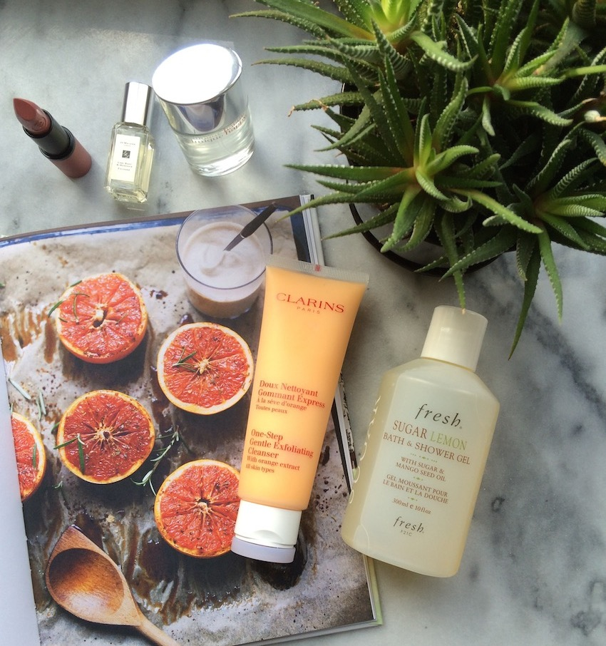 citrus-scented-beauty-products