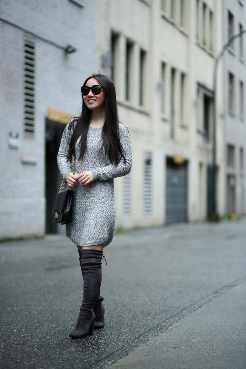 Vancouver fashion blogger Jenny Liu
