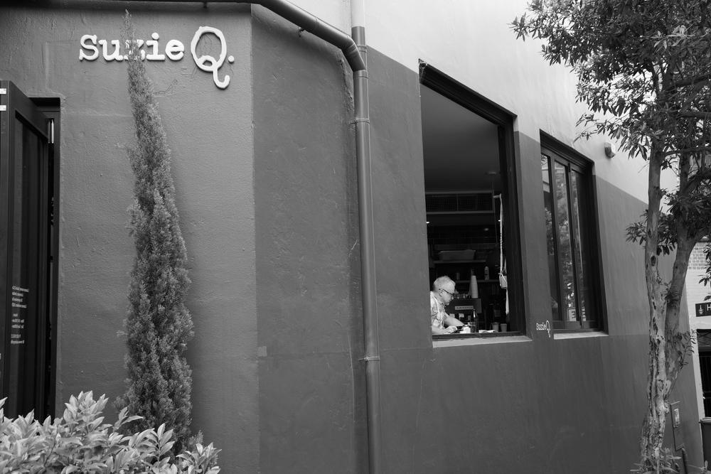Suzie Q, Sydney