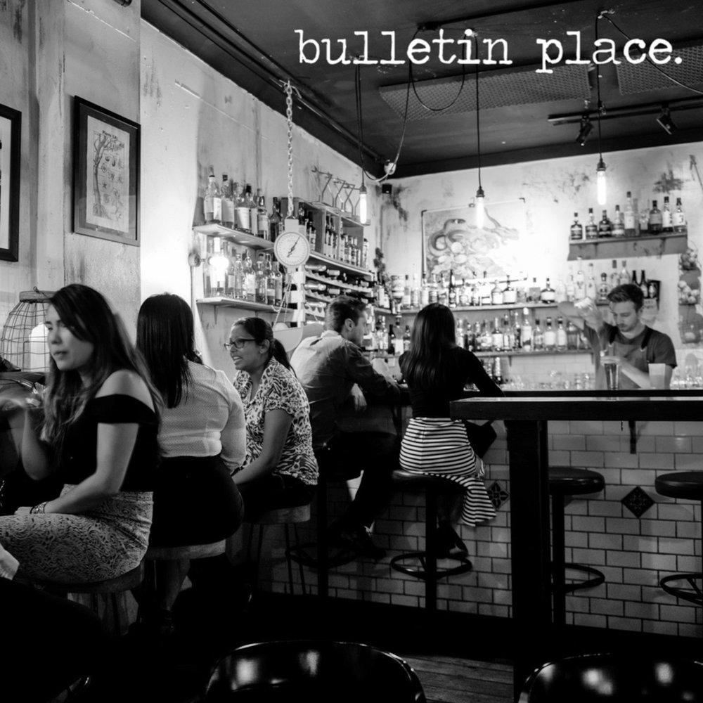 Bulletin Place, Sydney