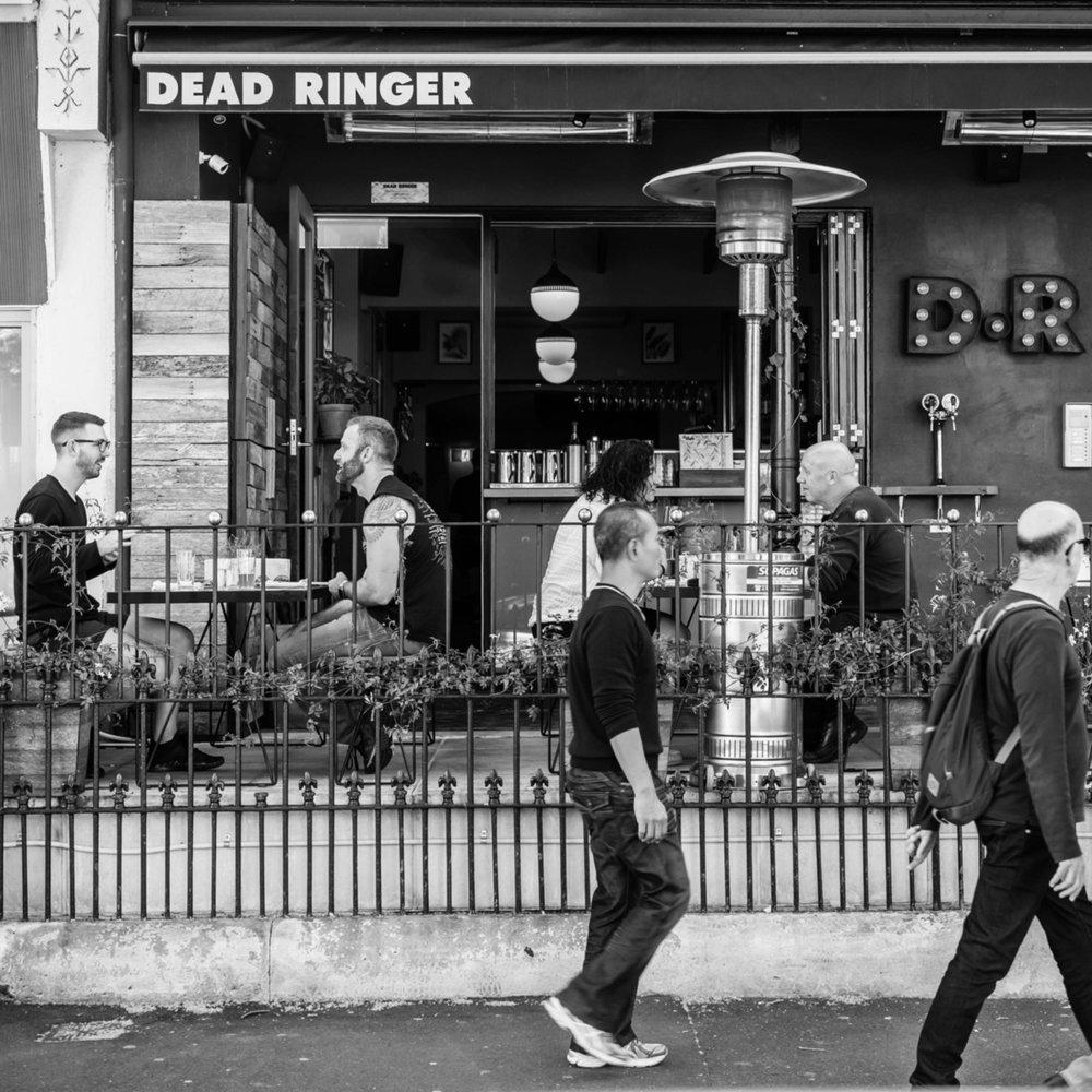 Dead Ringer, Sydney
