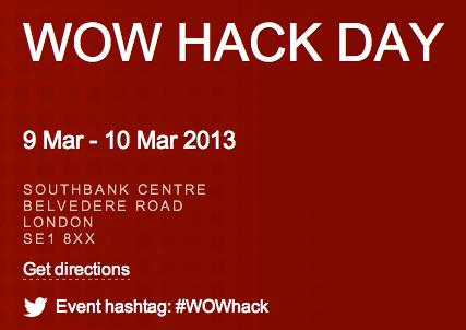 Wow Hackday