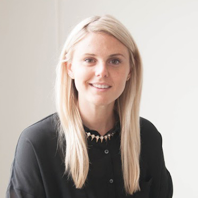 Robyn Exton  Founder of dating app Her. Energetic. Programmer in training.  LinkedIn | Twitter