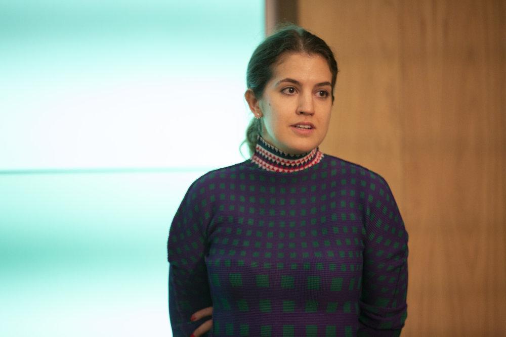 Veronique Barbosa, COO of Flux