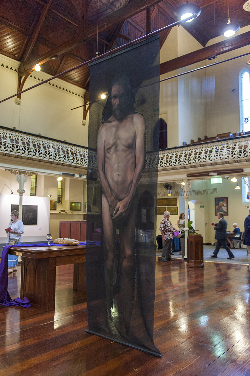 Station 10: Jesus is Stripped