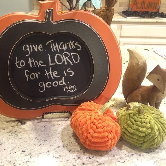 Poppy Tree Fames Pumpkin Frame with Chalkboard Insert