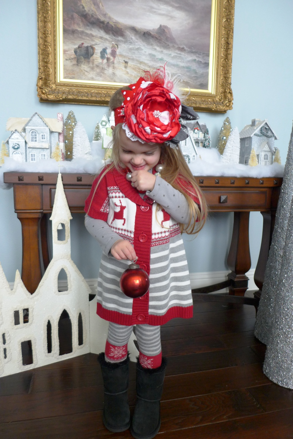 Dressed in HOLIDAY Style — The Well Styled Child