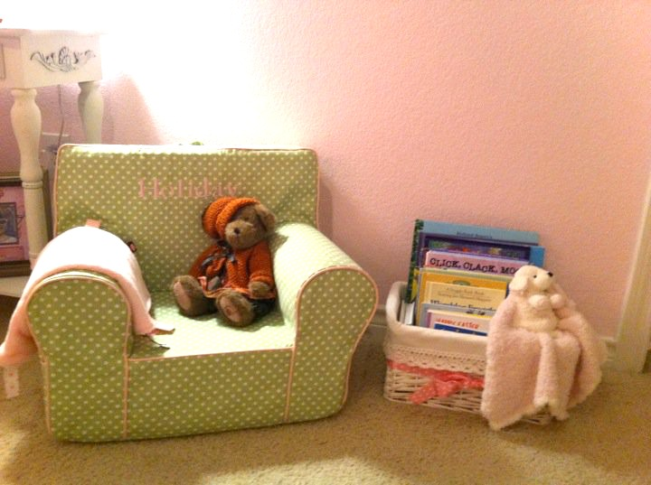Baby Reading Nook