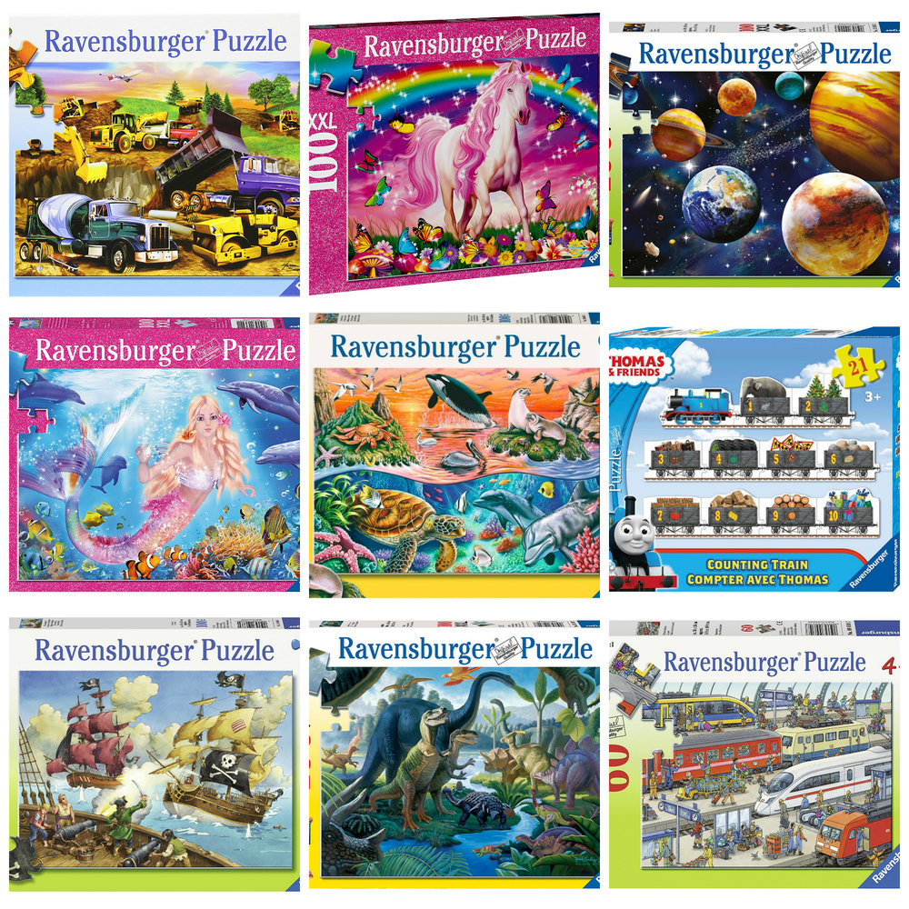 CLICK HERE TO SHOP ALL RAVENSBURGER PUZZLES