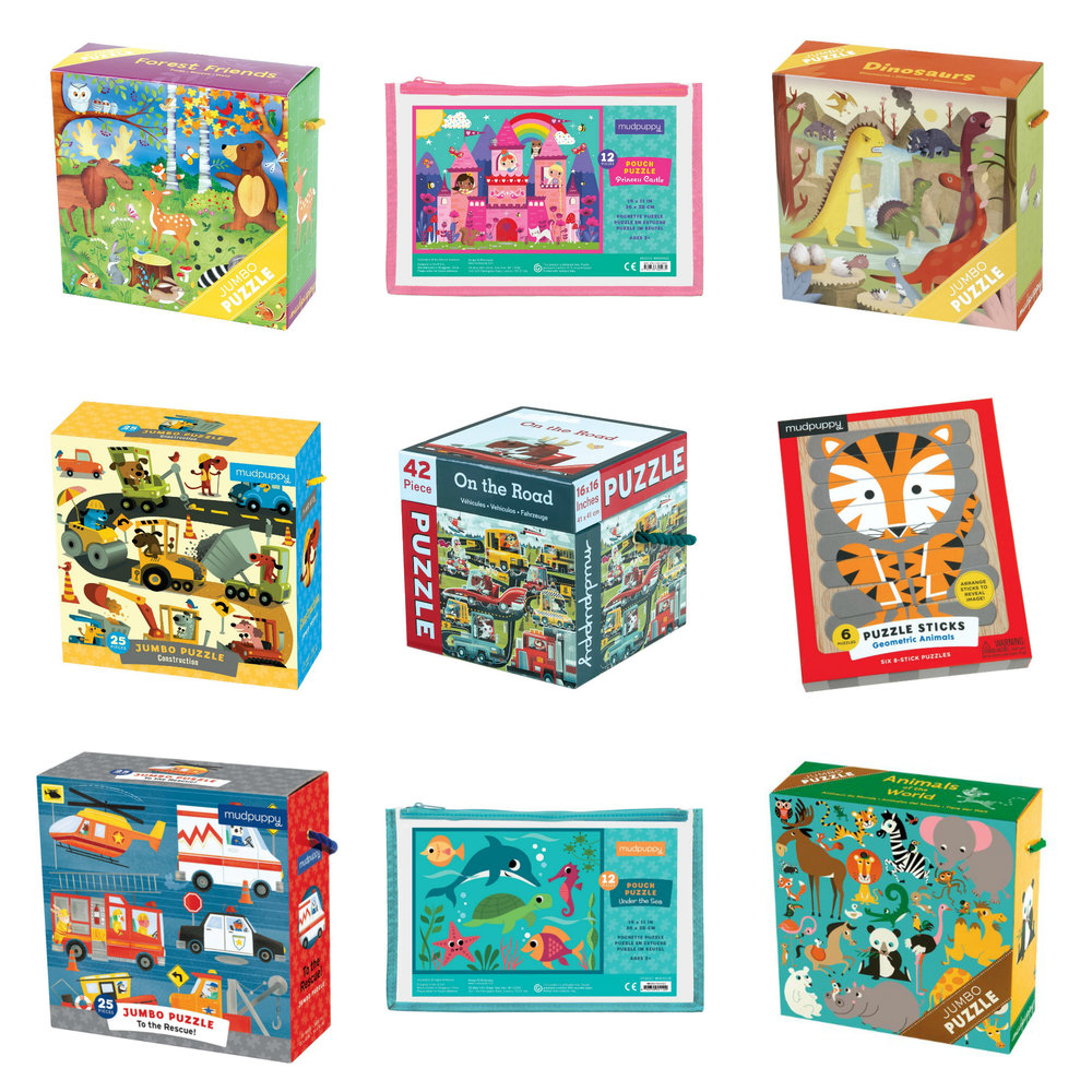 SHOP ALL MUDPUPPY PUZZLES HERE