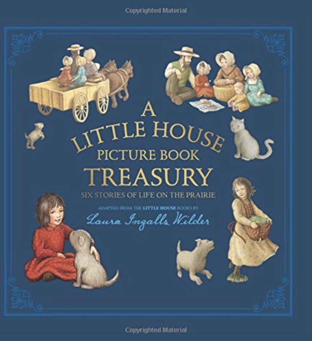 A Little House Picture Book Treasury Hardcover