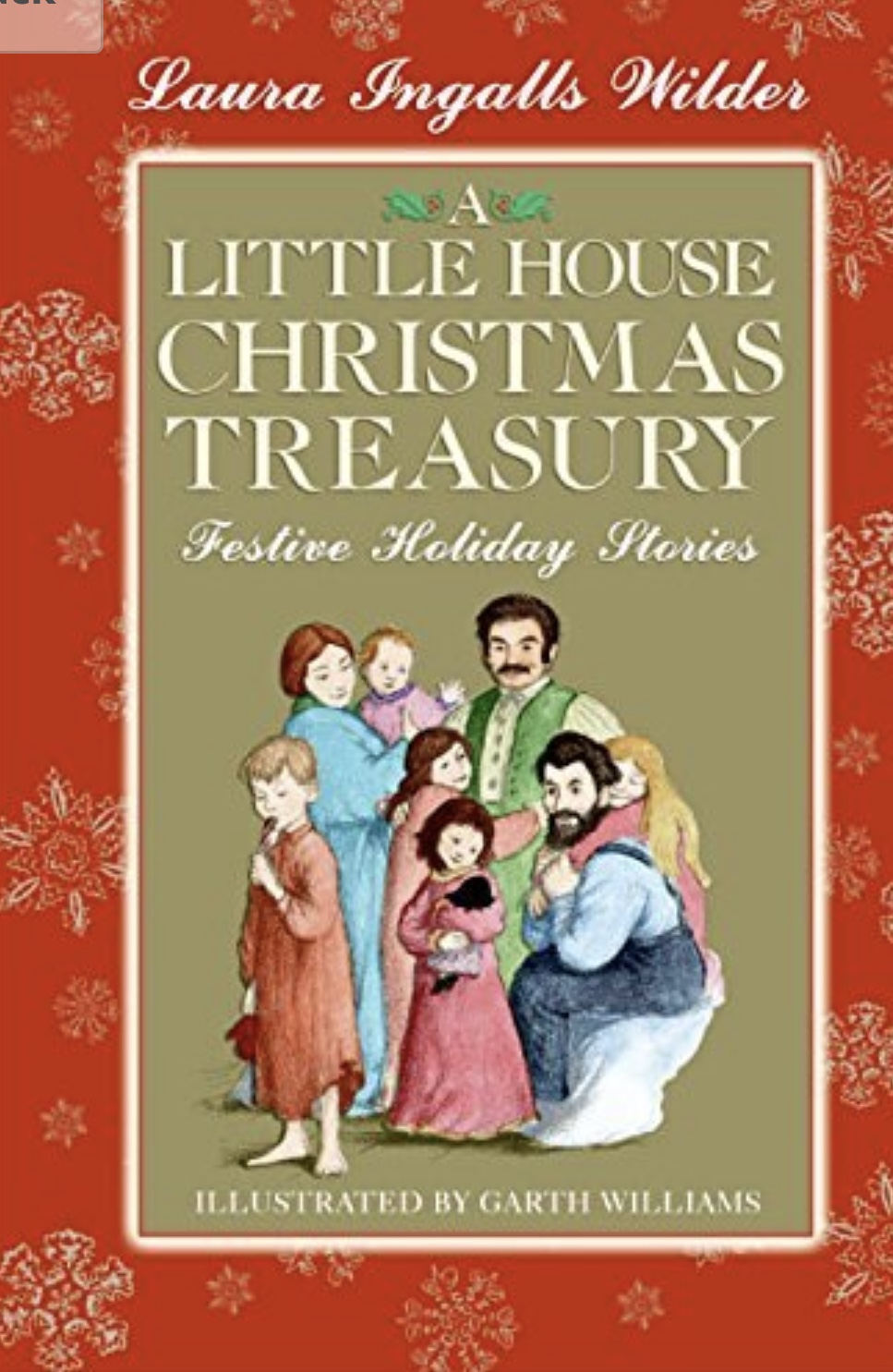 The Little House Christmas Treasury