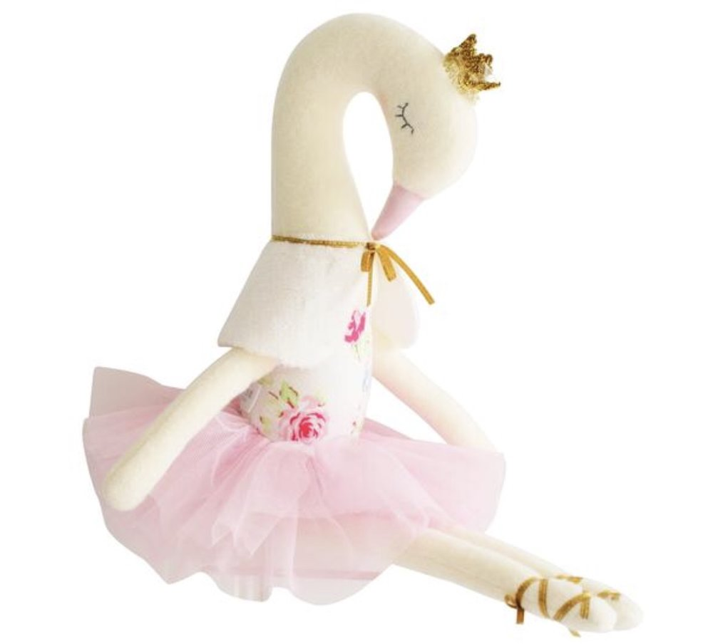 Amlirose Swan Ballerina from Ross and Rex