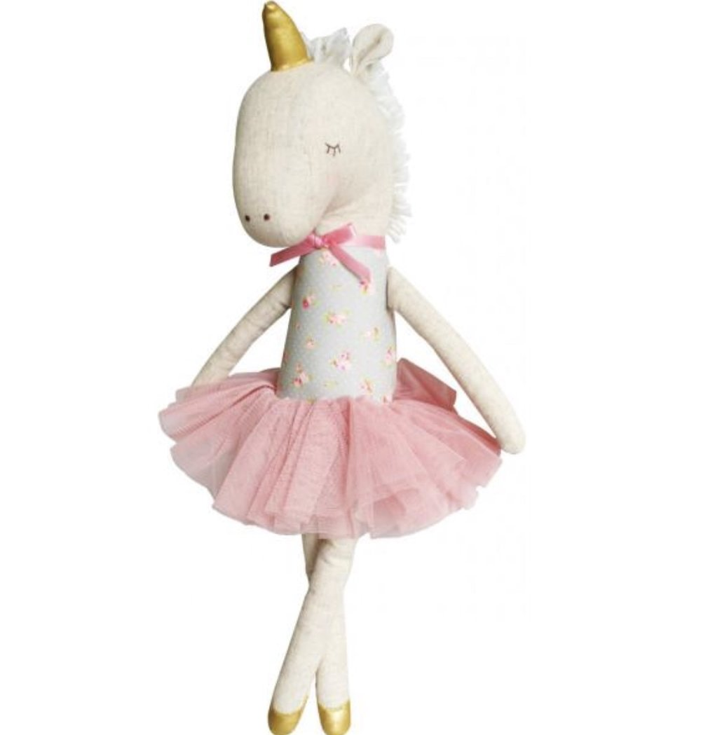 Amlirose Yvette Unicorn Doll from Ross and Rex