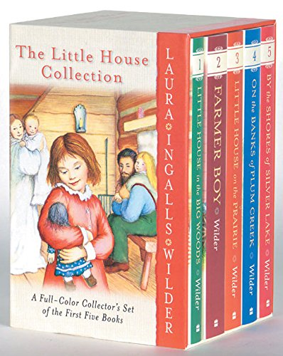 The Little House Collection Boxed Set