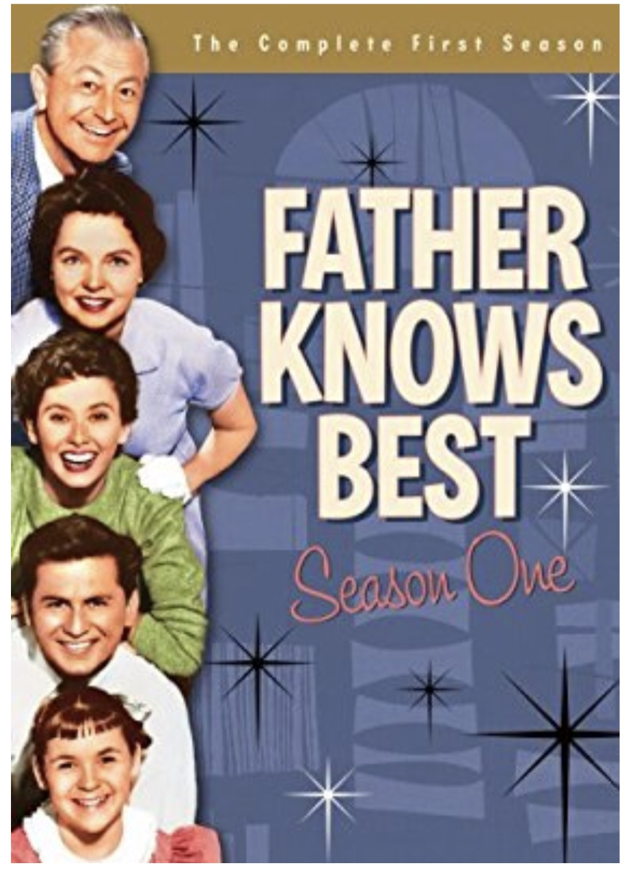 Father Knows Best Seasons on DVD