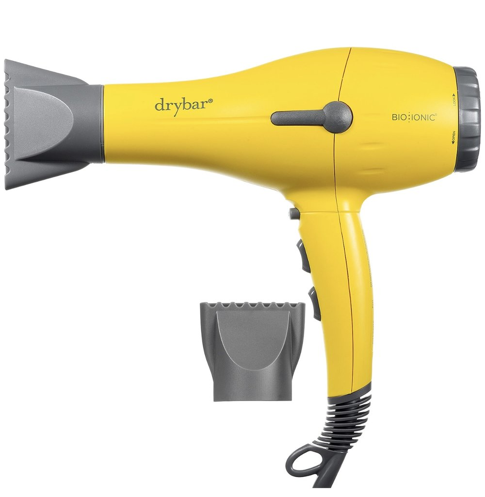 DryBar Buttercup Blow Dryer with the Bigger Better Blowout Box