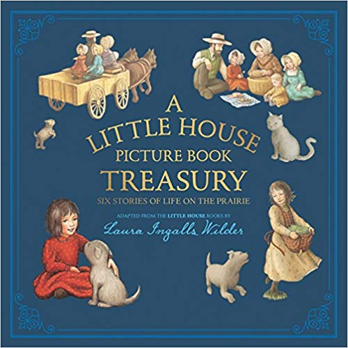 A Little House Picture Book Treasury .jpg