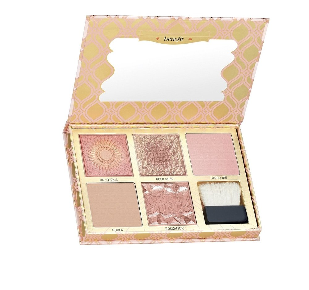 Benefit Cosmetics Blush Bar Cheek Palette- Limited Edition