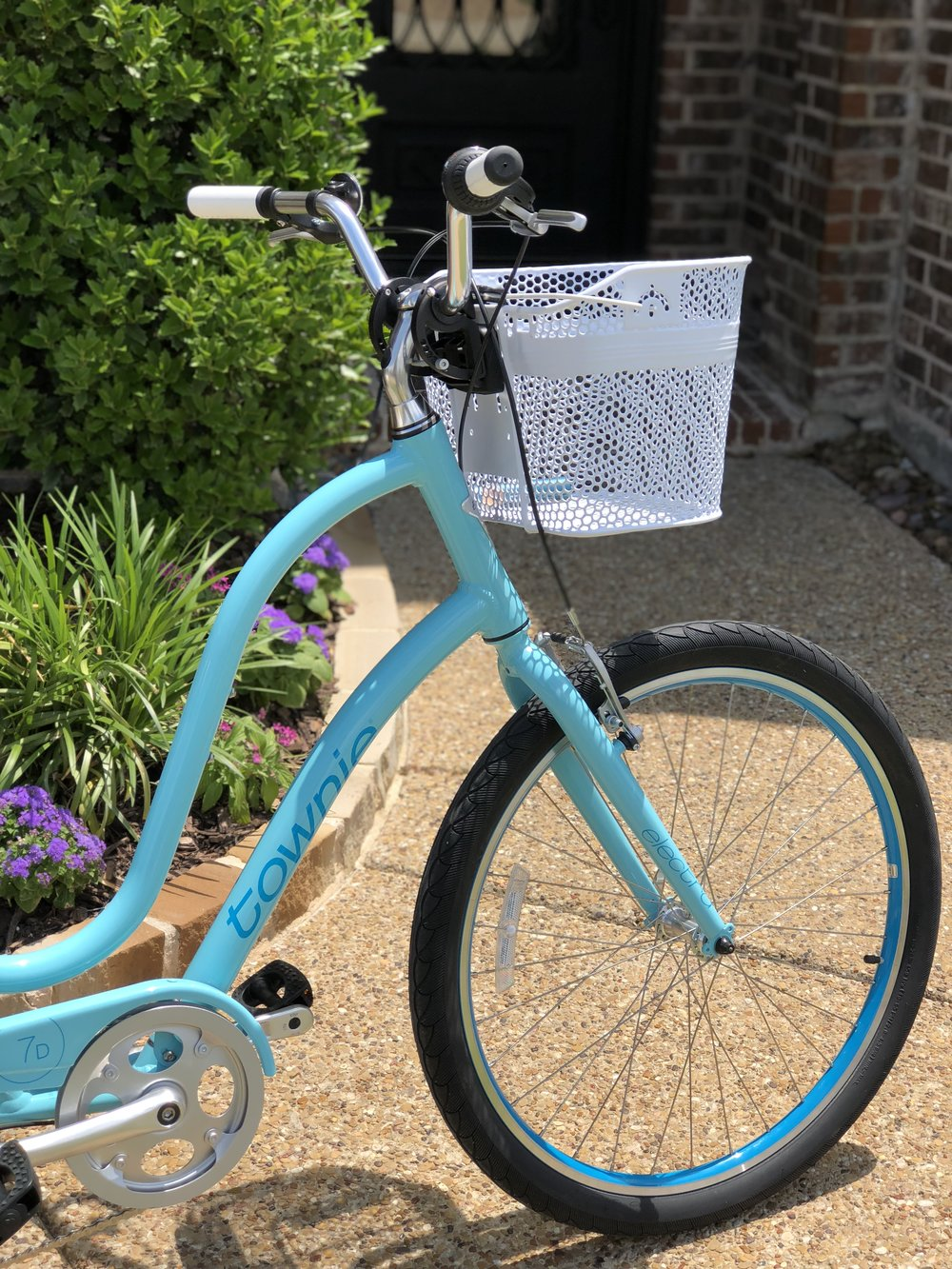 Must- Have Basket Attachment for the Townie!
