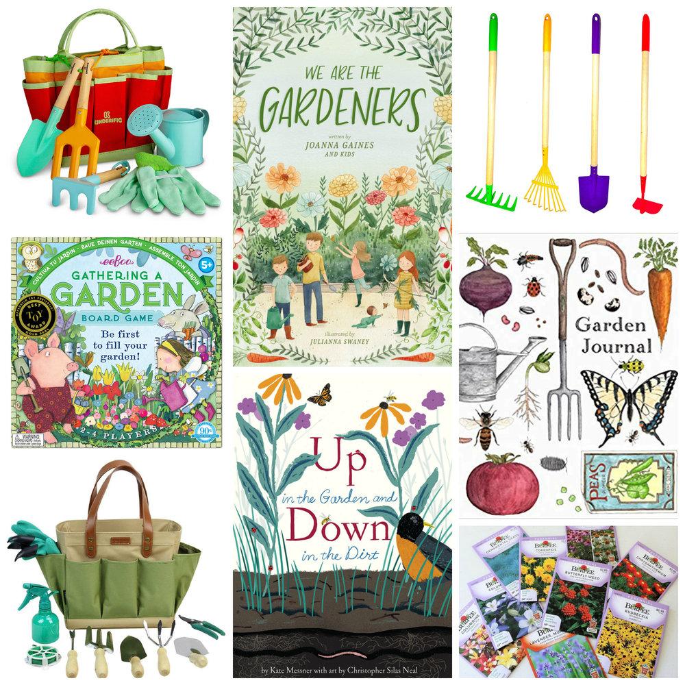 Easter Blog. Gardening Collage.jpg