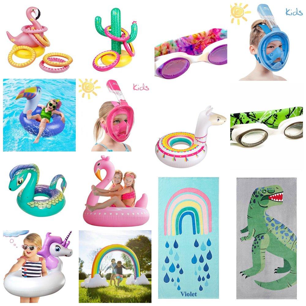 Easter Blog. Summer Swim Collage.jpg