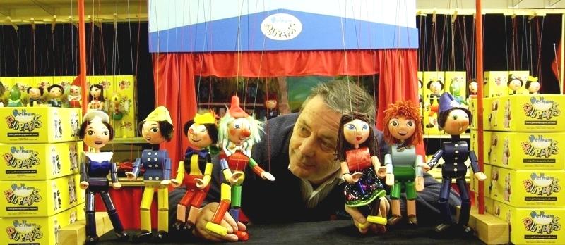 David Leech - Pelham Puppets