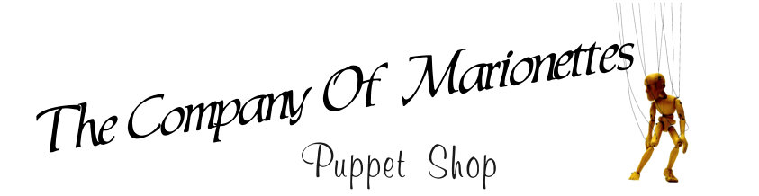 Company of Marionettes - Puppet Shop