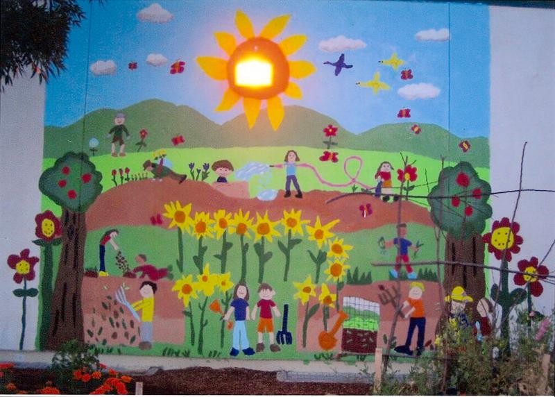 school murals elizabeth gomez