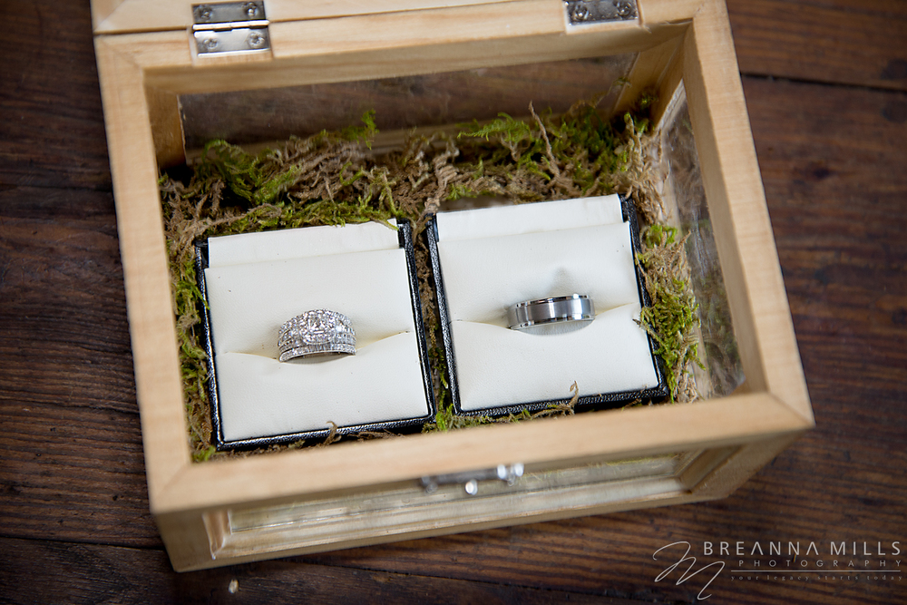 Johnson City Wedding Photographer, Breanna Mills Photography captures detail images from a beautiful outdoor wedding at Storybrook Farm Wedding venue.