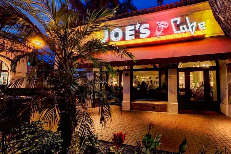 Joe's Cafe -