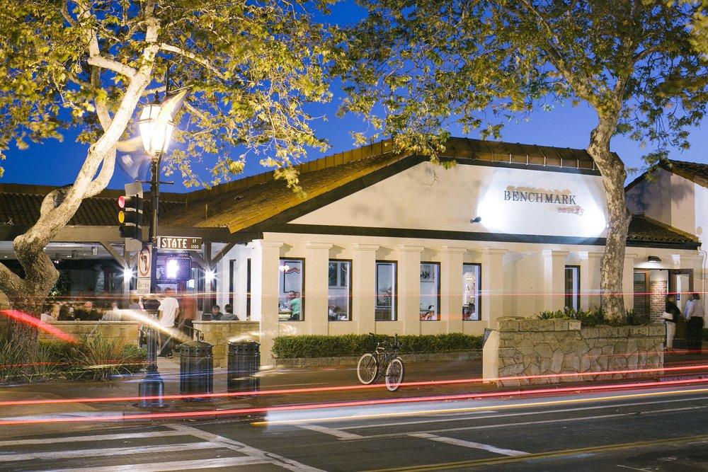 Benchmark eatery -