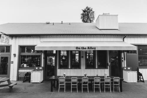 On The Alley - Santa Barbara